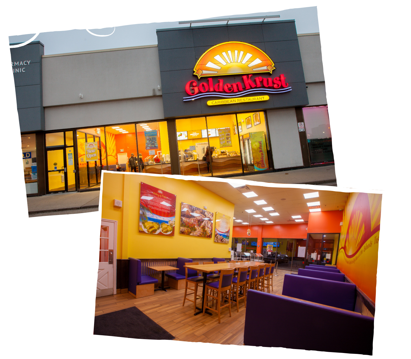 Largest Franchisor Of Authentic Caribbean Food Golden