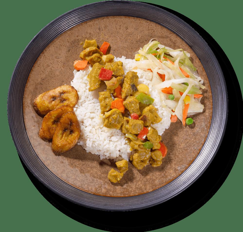 Tofu Vegetables