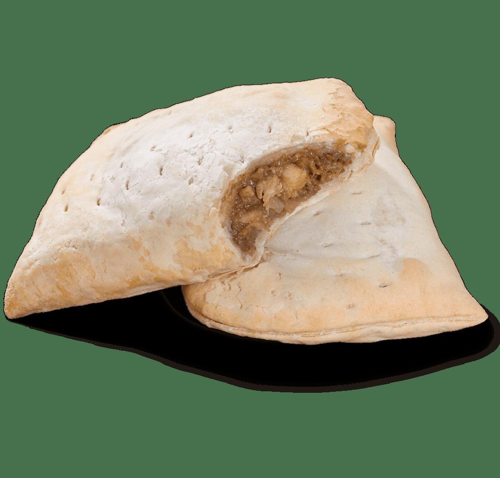 jerk chicken patty  golden krust