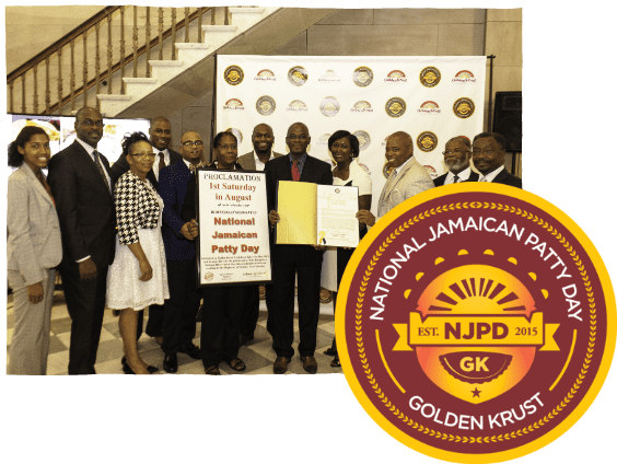Golden Krust launched National Jamaican Patty Day