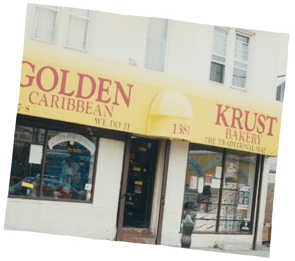 The first Golden Krust