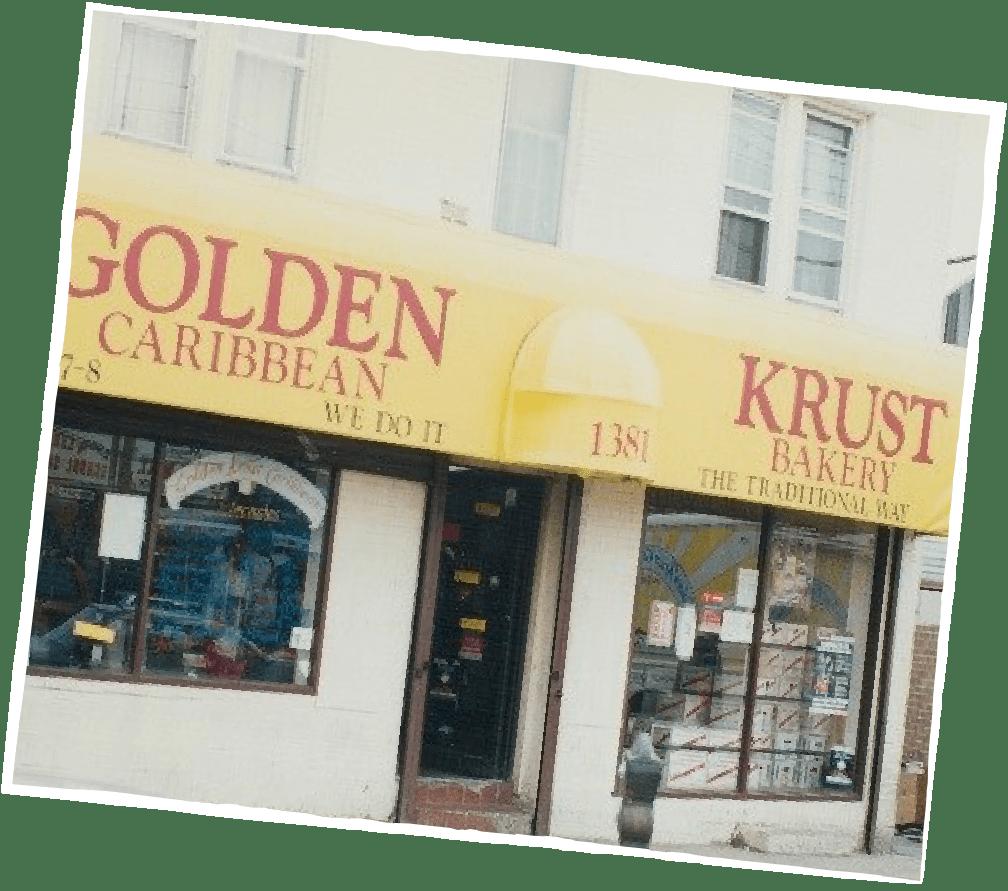 The first Golden Krust